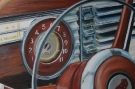 Thumbs Packard-armatur in ART on wheels